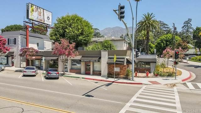 1341 Foothill Boulevard, La Canada Flintridge, CA 91011 (#SR21173835) :: Robyn Icenhower & Associates