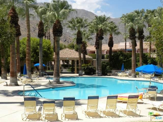 500 E Amado Road #523, Palm Springs, CA 92262 (#21770932) :: Necol Realty Group