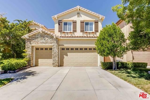 28653 Crystal Heights Court, Santa Clarita, CA 91387 (#21769410) :: Steele Canyon Realty