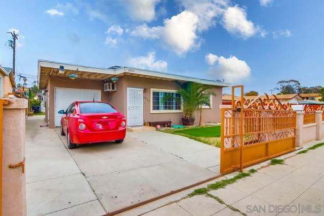 3920 T St, San Diego, CA 92113 (#210022707) :: Steele Canyon Realty
