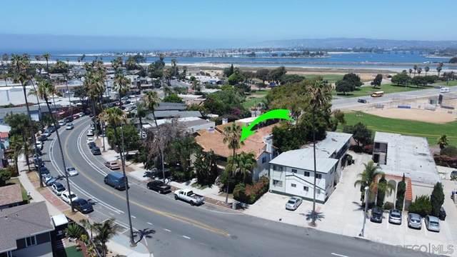 4930 W Point Loma Blvd, San Diego, CA 92107 (#210022733) :: Blake Cory Home Selling Team