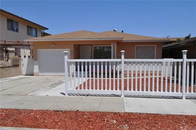 12714 Cedar Avenue, Hawthorne, CA 90250 (#SB21176510) :: Robyn Icenhower & Associates