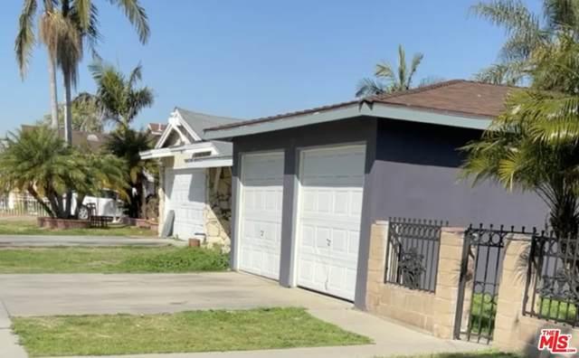 1149 E 71St Way, Long Beach, CA 90805 (#21771292) :: Steele Canyon Realty