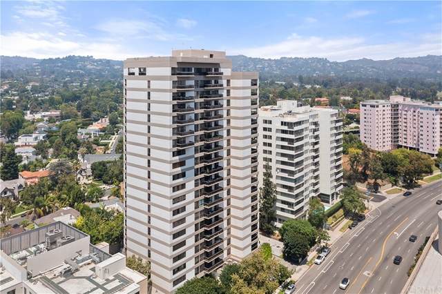 10445 Wilshire Boulevard #1503, Los Angeles (City), CA 90024 (#OC21176375) :: Mainstreet Realtors®