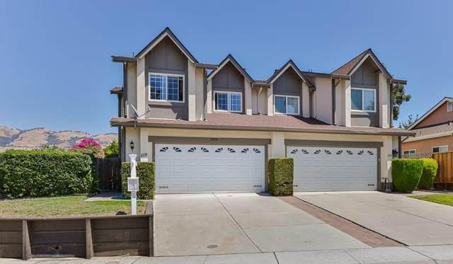 2238 Lusardi Drive, San Jose, CA 95148 (#ML81857349) :: Steele Canyon Realty