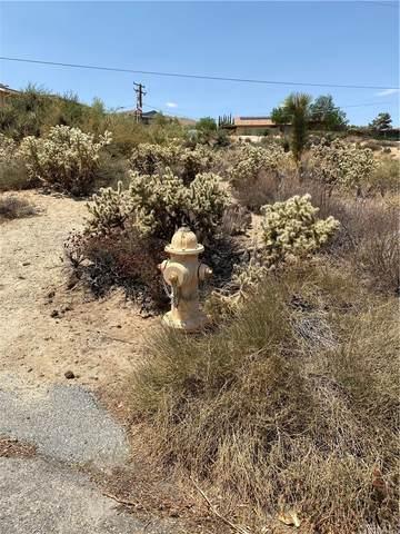0 Primavera Drive, Yucca Valley, CA 92284 (#JT21175439) :: Compass