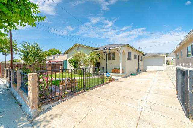 4443 W 149th Street, Lawndale, CA 90260 (#SB21176974) :: Steele Canyon Realty