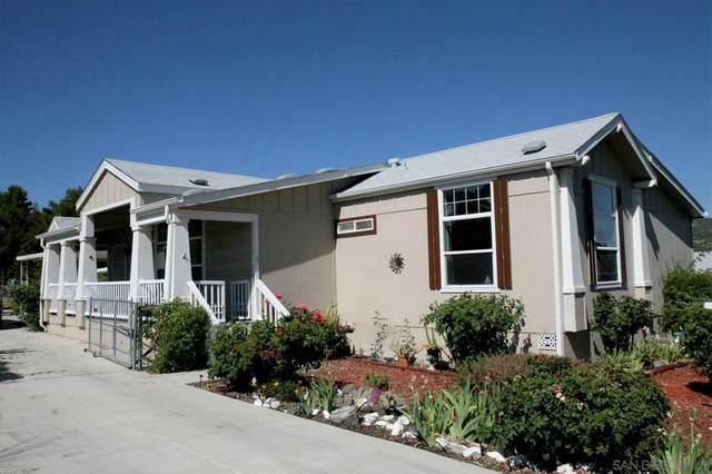 35109 Highway 79 Unit #220/Spc #, Warner Springs, CA 92086 (#210022824) :: Corcoran Global Living