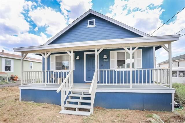 1840 Baldwin Lake Rd., Big Bear, CA 92314 (#EV21168953) :: Jett Real Estate Group