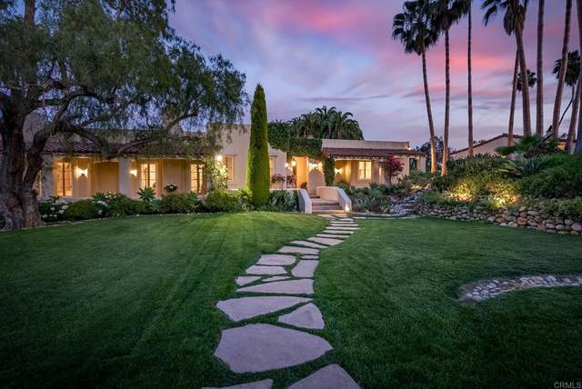 6855 La Valle Plateada, Rancho Santa Fe, CA 92067 (#NDP2109426) :: American Real Estate List & Sell