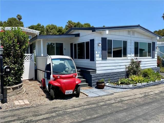 2275 W 25TH Street #87, San Pedro, CA 90732 (#OC21176797) :: RE/MAX Empire Properties