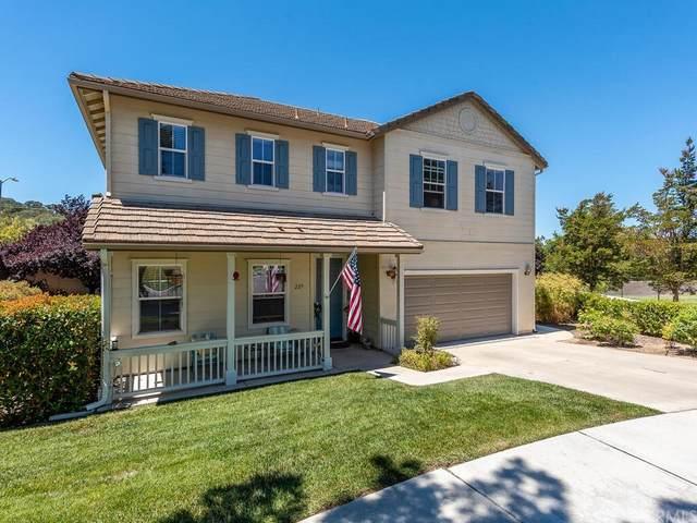 229 Silver Oak Drive, Paso Robles, CA 93446 (#NS21177887) :: RE/MAX Empire Properties