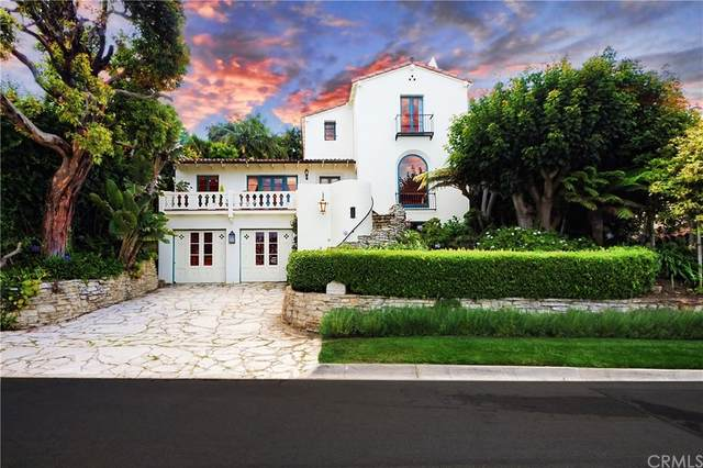 1520 Via Lazo, Palos Verdes Estates, CA 90274 (#PV21177330) :: Corcoran Global Living