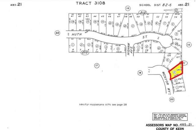 3116 Wenyor Way, Lake Isabella, CA 93240 (#SC21178210) :: Jett Real Estate Group