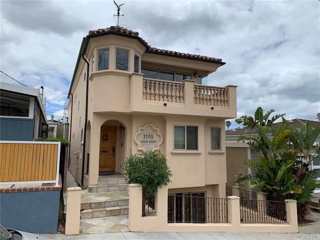 1110 2nd Street, Hermosa Beach, CA 90254 (#SB21178030) :: Steele Canyon Realty