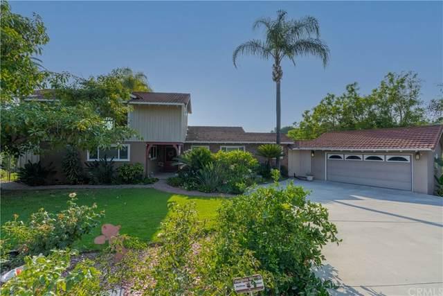 1445 Mayapan Road, La Habra Heights, CA 90631 (#PW21178299) :: Steele Canyon Realty