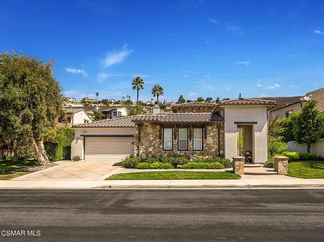 2487 Springbrook Street, Thousand Oaks, CA 91362 (#221004462) :: Steele Canyon Realty