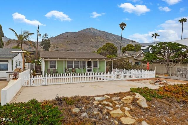 5508 Rincon Beach Park Drive, Ventura, CA 93001 (#V1-7771) :: Robyn Icenhower & Associates