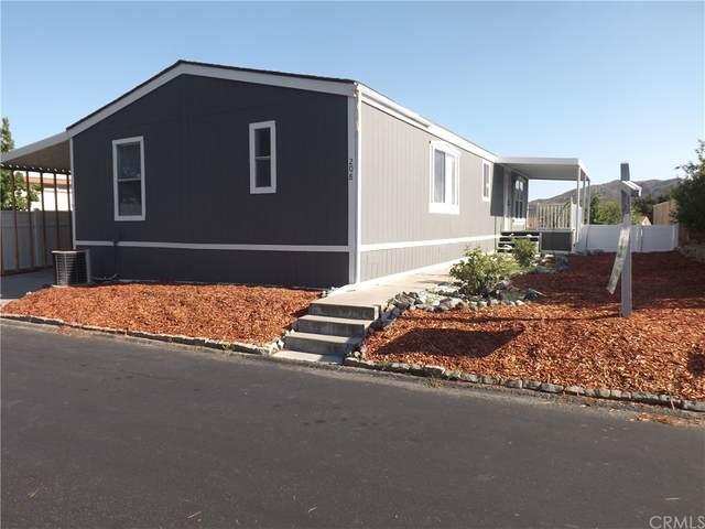 35109 Highway 79 #208, Warner Springs, CA 92086 (#SW21178961) :: Corcoran Global Living
