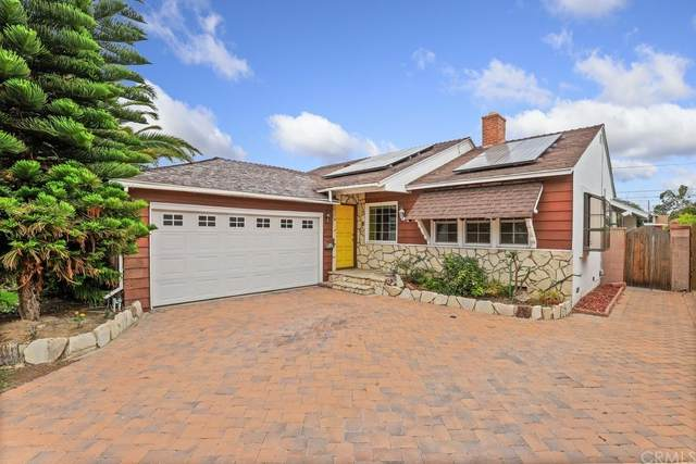 16908 Wilkie Avenue, Torrance, CA 90504 (#CV21177469) :: Blake Cory Home Selling Team