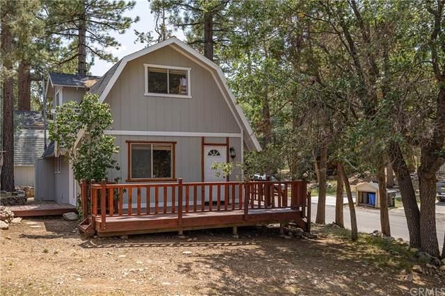 207 Vista Lane, Sugarloaf, CA 92386 (#EV21124823) :: Steele Canyon Realty