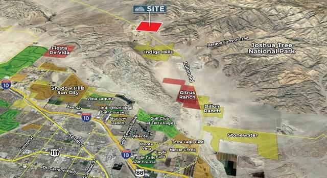 0 Dillon Road & Happy Valley Dr, Sky Valley, CA 92241 (#219066179DA) :: Jett Real Estate Group
