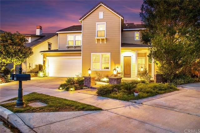 16622 Mosscreek Street, Tustin, CA 92782 (#OC21175859) :: Robyn Icenhower & Associates