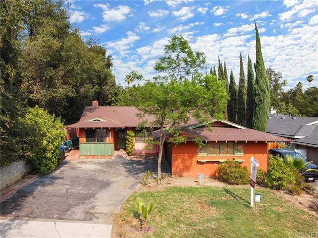 4420 Union Avenue, La Canada Flintridge, CA 91011 (#SR21179326) :: Steele Canyon Realty