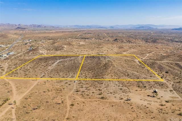 1234 Terra Vista, Yucca Valley, CA 92284 (MLS #JT21169426) :: ERA CARLILE Realty Group