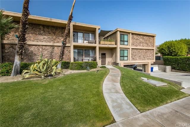 2727 S Sierra Madre #9, Palm Springs, CA 92264 (MLS #EV21176644) :: Brad Schmett Real Estate Group