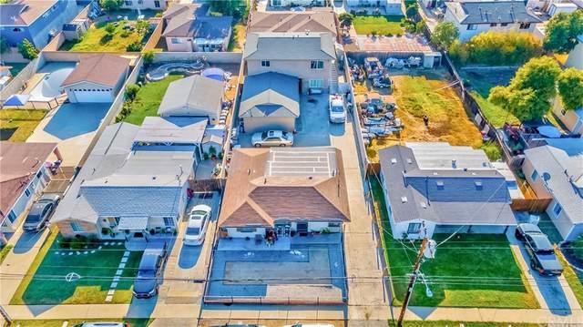 16919 S New Hampshire Avenue, Gardena, CA 90247 (#SB21174139) :: Corcoran Global Living