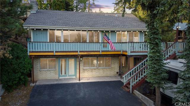 39442 N Shore Drive, Fawnskin, CA 92333 (#EV21177108) :: Jett Real Estate Group