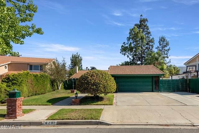 6291 Jennifer Court, Simi Valley, CA 93063 (#221004496) :: Corcoran Global Living