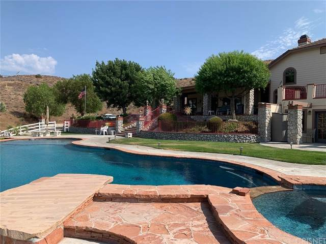 4510 Jones Canyon Road, Acton, CA 93510 (#SR21180272) :: Corcoran Global Living