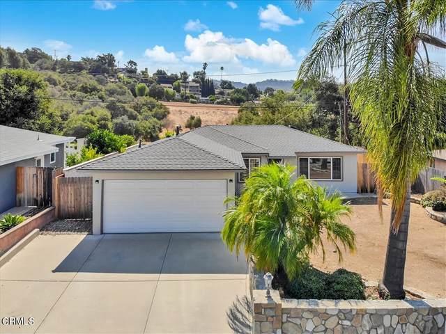 380 Monte Via, Oak View, CA 93022 (#V1-7812) :: Steele Canyon Realty