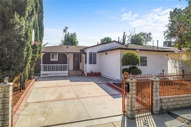 9171 Vena Avenue, Arleta, CA 91331 (#SR21180355) :: Jett Real Estate Group