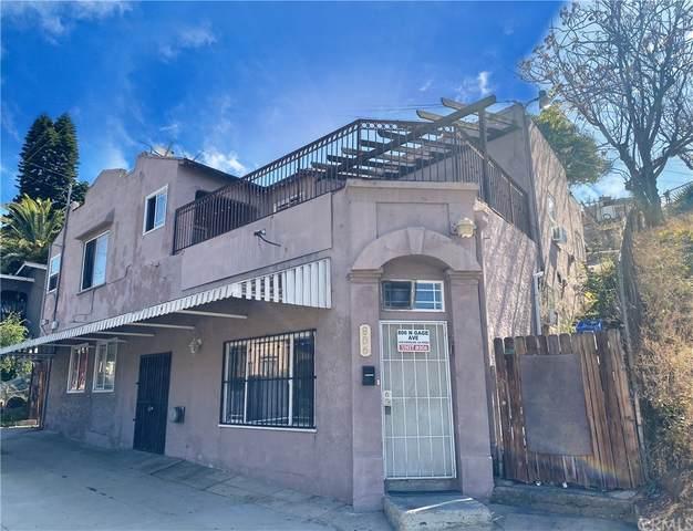 806 N Gage Avenue, City Terrace, CA 90063 (#DW21180515) :: Corcoran Global Living