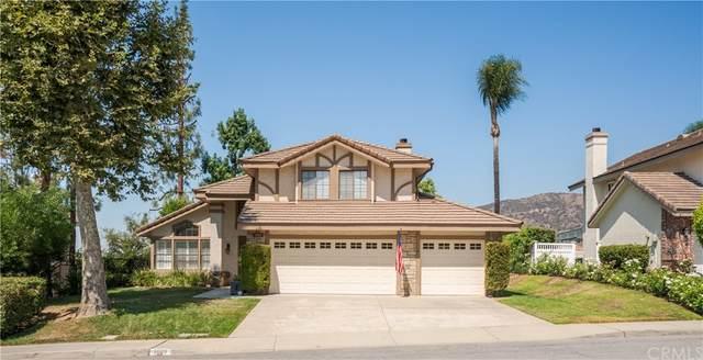 1889 Via Arroyo, La Verne, CA 91750 (#CV21175292) :: Mainstreet Realtors®