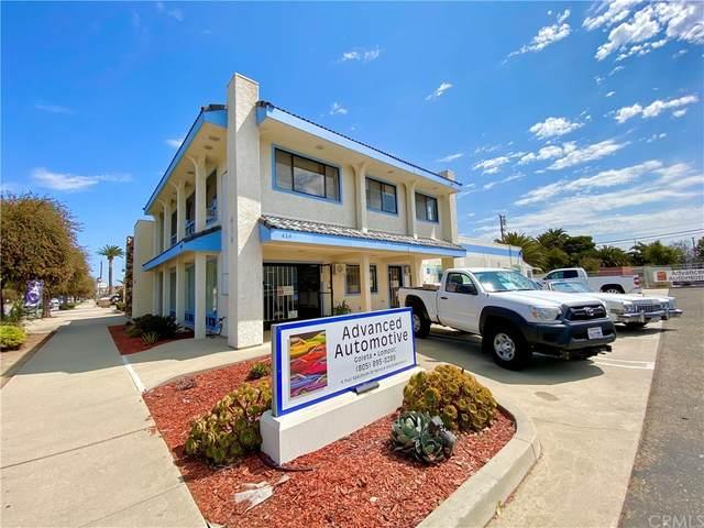 410 N H Street, Lompoc, CA 93436 (#PI21180872) :: Corcoran Global Living