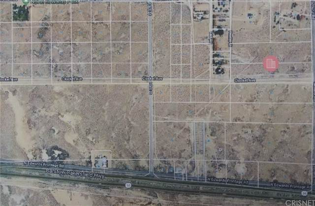 0 Shultz, North Edwards, CA 93523 (#SR21180990) :: Corcoran Global Living
