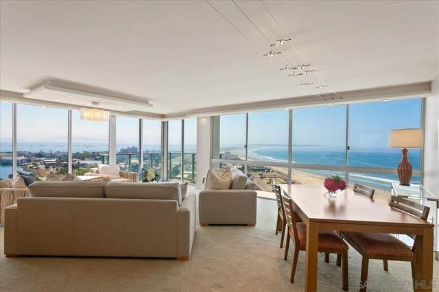 1820 Avenida Del Mundo #1504, Coronado, CA 92118 (#210023382) :: RE/MAX Empire Properties