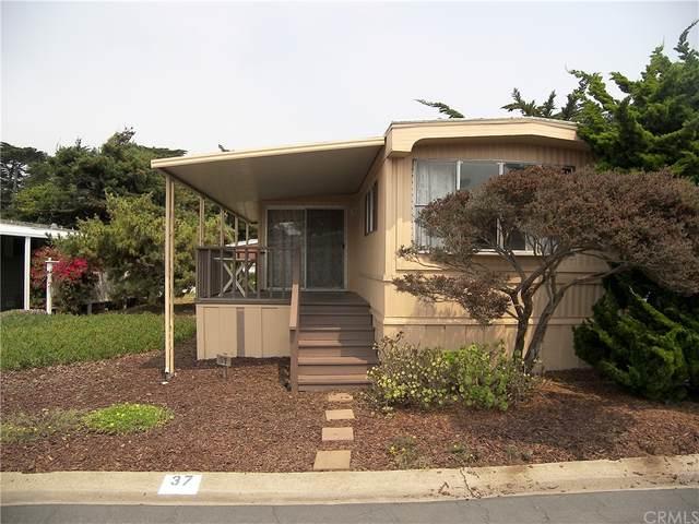 633 Ramona Avenue #37, Los Osos, CA 93402 (#NS21181258) :: Swack Real Estate Group | Keller Williams Realty Central Coast