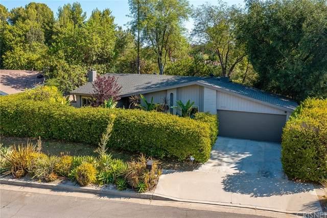 21326 Bellini Drive, Topanga, CA 90290 (#SR21164197) :: Robyn Icenhower & Associates