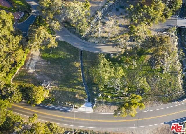 1705 Glen Oaks Drive, Santa Barbara, CA 93108 (#21773650) :: Corcoran Global Living
