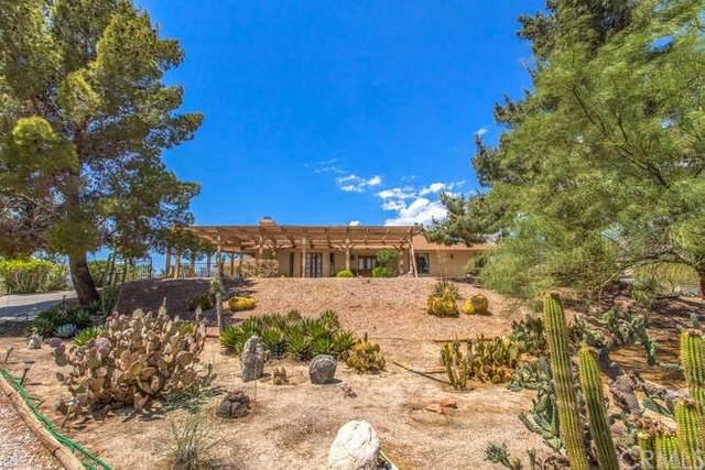 49833 Maccele Road, Morongo Valley, CA 92256 (#OC21181564) :: RE/MAX Empire Properties