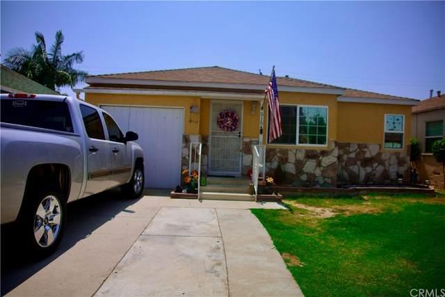 5154 Mccallum Avenue, South Gate, CA 90280 (MLS #PW21181015) :: The Zia Group