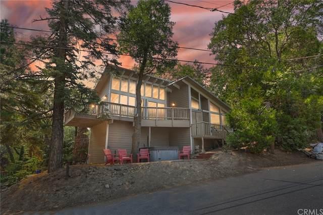 28865 Cedar Drive, Lake Arrowhead, CA 92352 (#EV21182199) :: American Real Estate List & Sell