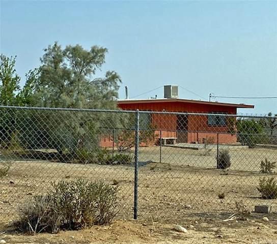 58590 Campanula, Yucca Valley, CA 92284 (#JT21182580) :: Zen Ziejewski and Team