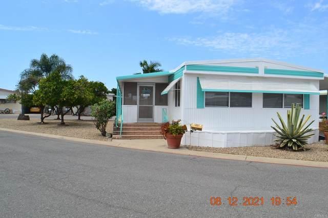 89 Chico #89, Oceanside, CA 92058 (#NDP2109668) :: Jett Real Estate Group