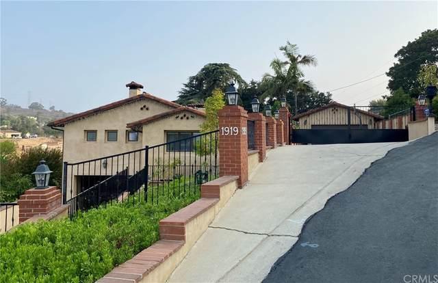 1919 Skyline Vista Drive, La Habra Heights, CA 90631 (#PW21182632) :: Jett Real Estate Group